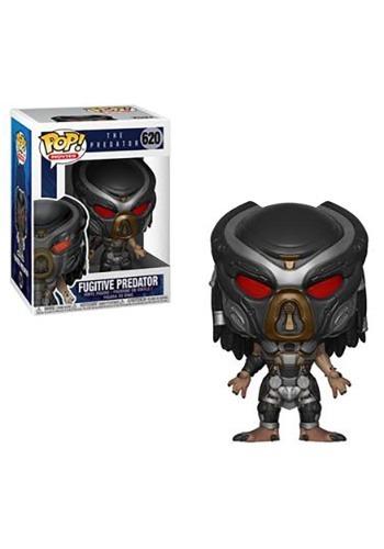 Pop! Movies: The Predator- Fugitive Predator w/ Chase