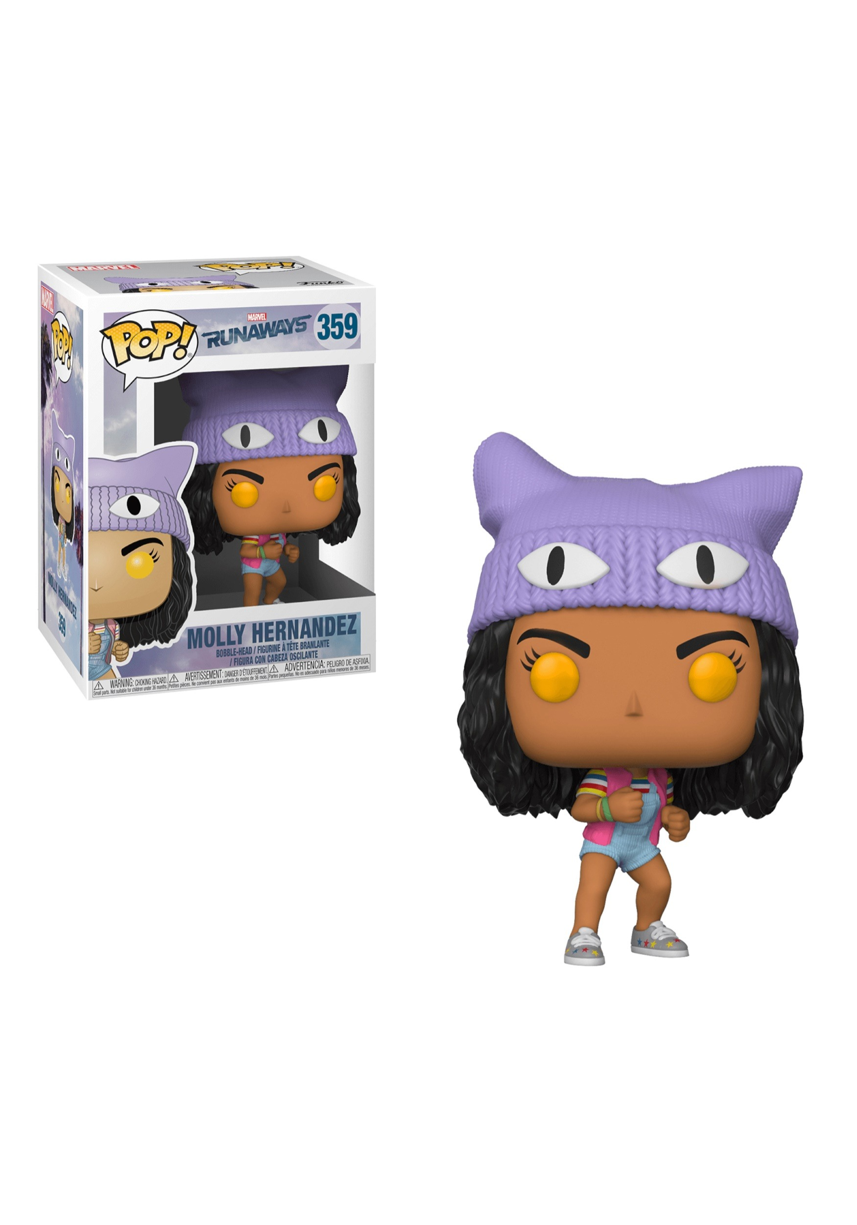 Pop Marvel Runaways Molly