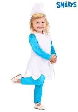 The Smurfs Toddler Girls Smurfette Costume1