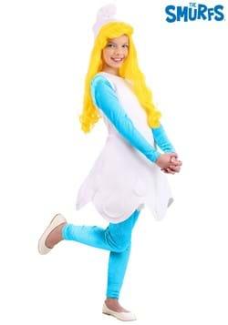 Girls Smurfette The Smurfs Costume