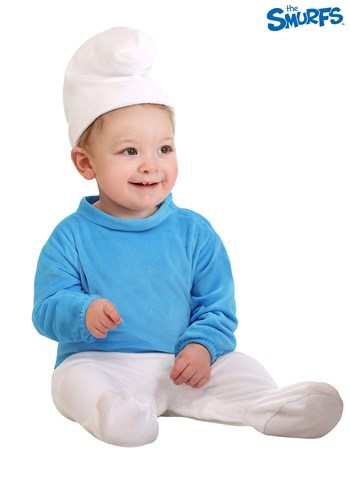 The Smurfs Infant Smurf Costume1
