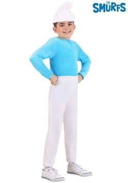 The Smurfs Child Smurf Costume 1