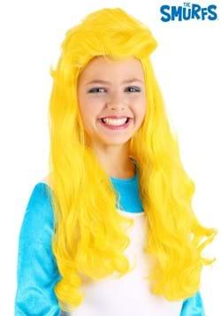 The Smurfs Girls Smurfette Wig