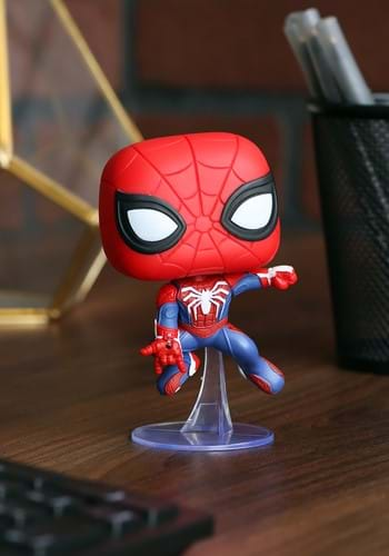 Pop! Games: Marvel- Spider-Man-1