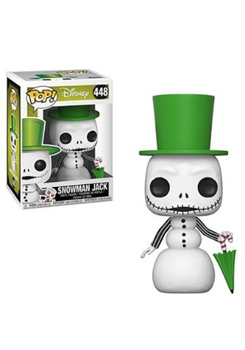 Pop! Disney: Nightmare Before Christmas - Snowman Jack