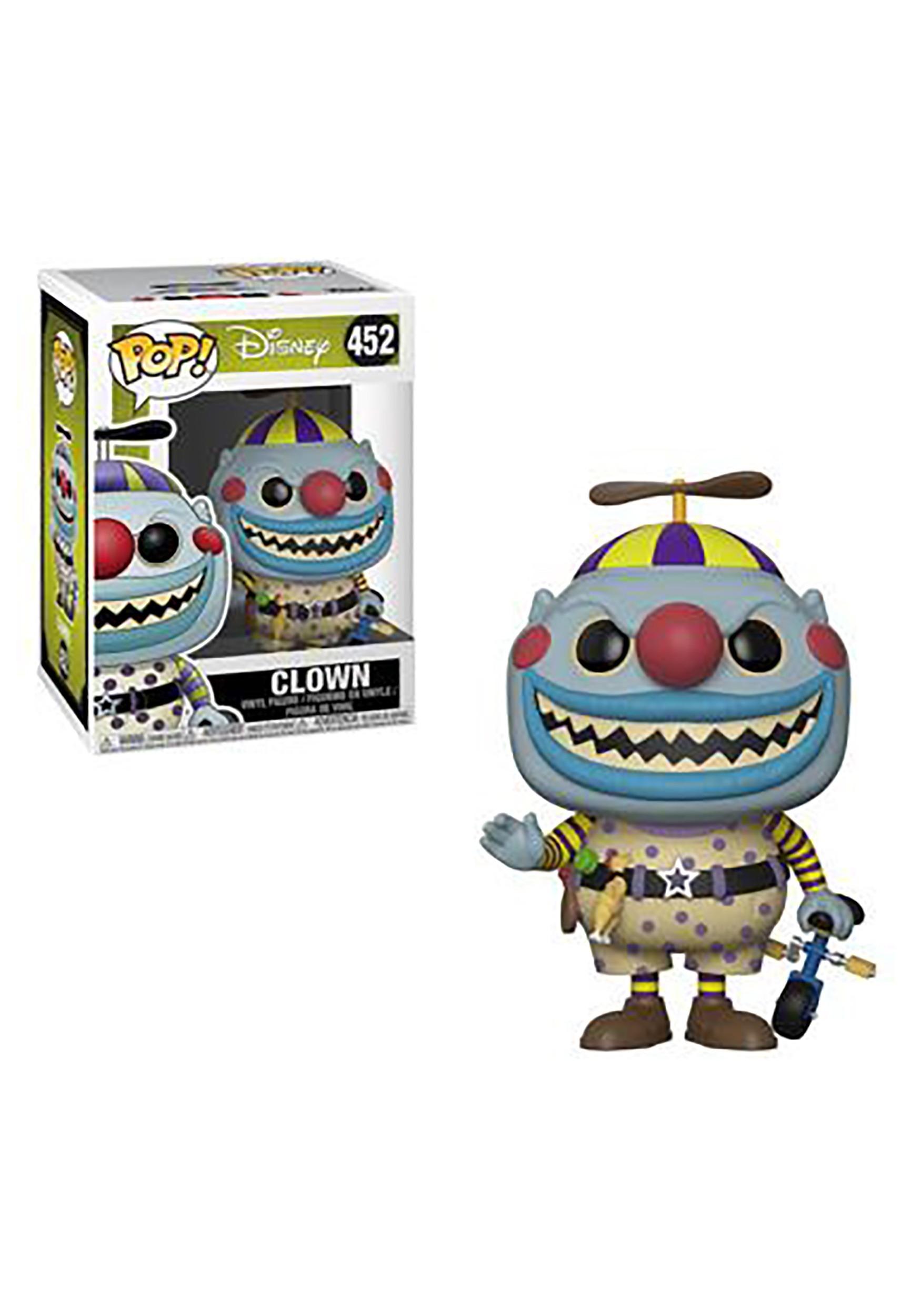 Pop! Disney: Nightmare Before Christmas - Clown