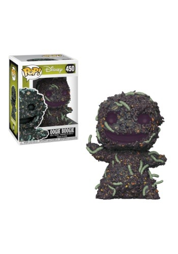 Pop! Disney: Nightmare Before Christmas-Oogie Boogie (bugs)