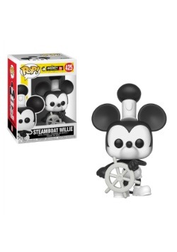 Pop! Disney: Mickey's 90th- Steamboat Willie