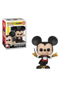 Pop! Disney: Mickey's 90th- Conductor Mickey
