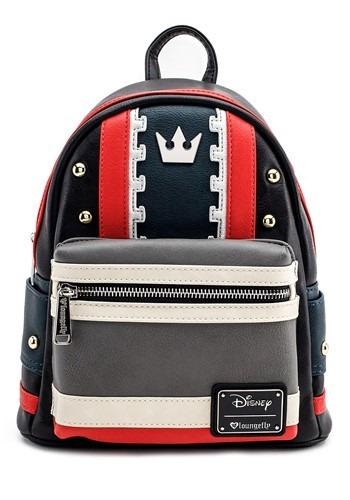 Loungefly Kingdom Hearts Faux Leather Mini Backpack