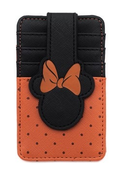 Loungefly Minnie Mouse Faux Leather ID Wallet