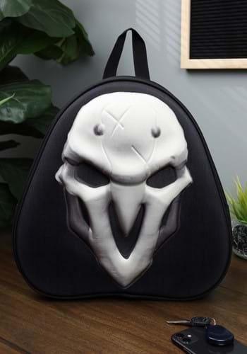 Loungefly Overwatch Reaper 3D Molded Mini Backpack-1