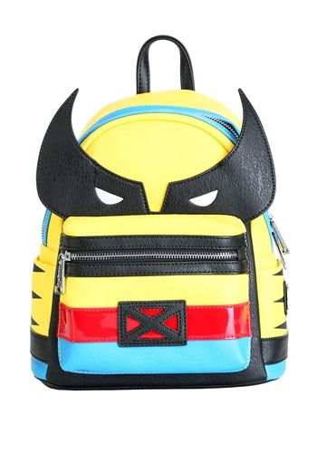 Loungefly Wolverine X-Men Faux Leather Mini Backpack Update