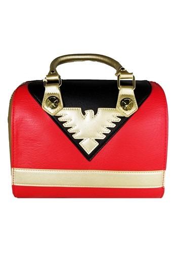 Loungefly X-Men Red Phoenix Faux Leather Handbag