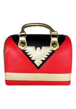 Loungefly X-Men Red Phoenix Faux Leather Handbag