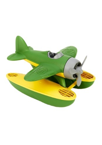 Green Toys Seaplane Green Wings