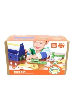 Green Toys Tool Set - Blue