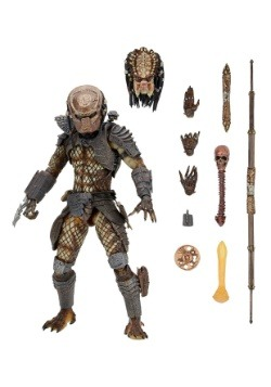 "Predator 2 Ultimate City Hunter 7"" Action Figure"