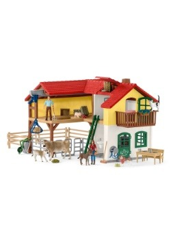 Large Farm House Playset