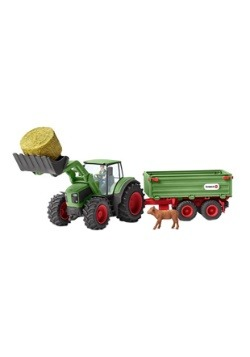 Tractor w/ Trailer Vehicle