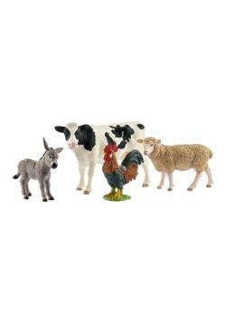 Farm World Starter-Set Action Figures
