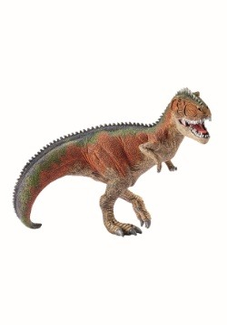 Gigantosaurus Orange Action Figure