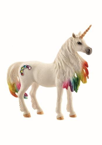 Rainbow Unicorn Mare Action Figure