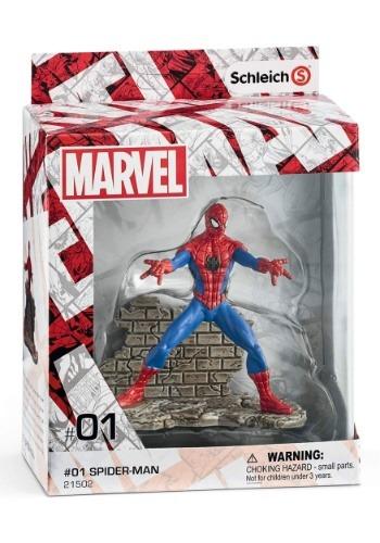 Spider Man Diorama Figure