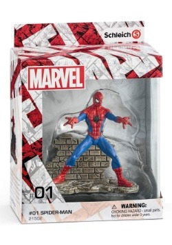 Spider Man Diorama Figure