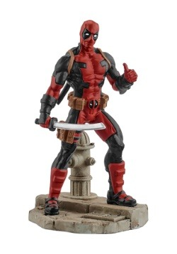 Deadpool Diorama Figure