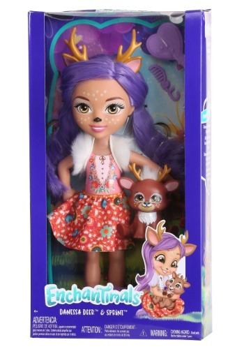 Enchantimals Danessa Deer & Sprint Dolls Update2