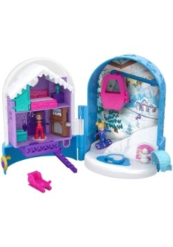 Polly Pocket Snowball Surprise Compact