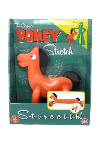 Gumby Pokey Stretch Figure