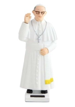 Solar Powered Pope