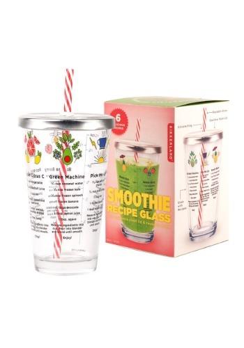 Smoothie Recipe Glass