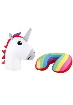 Unicorn Zip and Flip Pillow