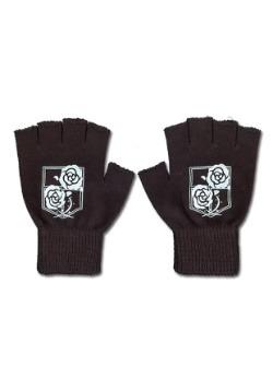 Attack on Titan Garrison Regiment Gloves