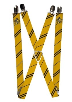 "Hufflepuff Harry Potter 1"" Suspenders"