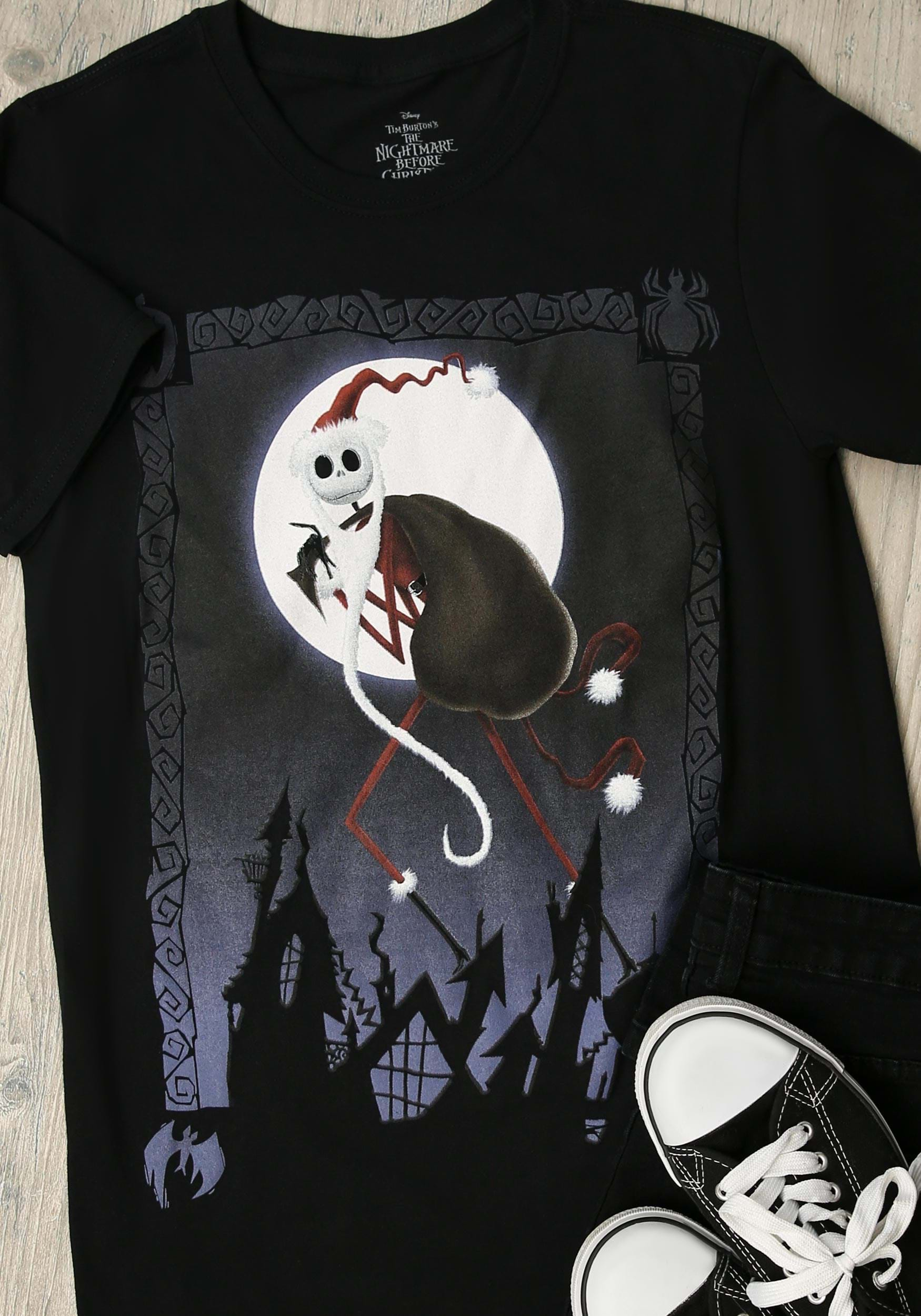 Nightmare Before Christmas Men's T-Shirt