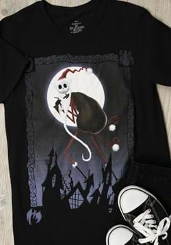 Men's Nightmare Before Christmas T-Shirt Upd