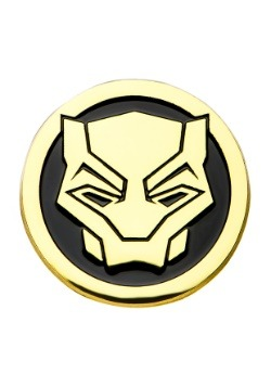 Marvel Black Panther Lapel Pin