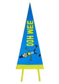 Rick and Morty Mr. Poopy Butthole OOH WEE Felt Pennant