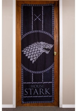 "Game of Thrones House Stark 26"" x 78"" Door Banner"