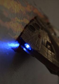 Star Wars Millennium Falcon 3D Wall Light alt 1