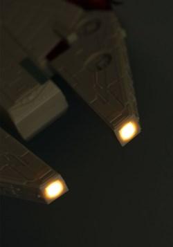 Star Wars Millennium Falcon 3D Wall Light alt 2