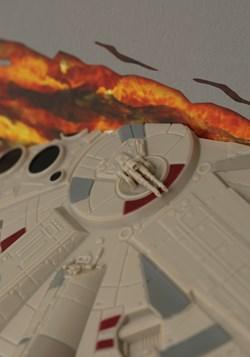 Star Wars Millennium Falcon 3D Wall Light alt 3