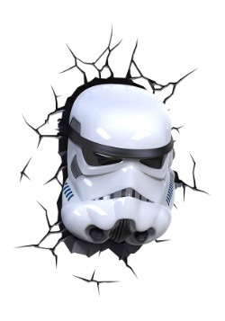 Star Wars Storm Trooper 3D Light