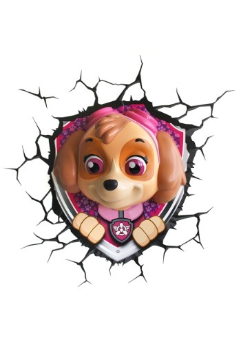 Image of Skye From Paw Patrol 3D Light