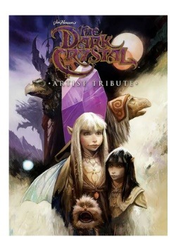 Jim Henson's The Dark Crystal Artist Tribute Hardcover