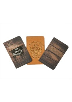 Harry Potter: Diagon Alley Pocket Notebook Collection